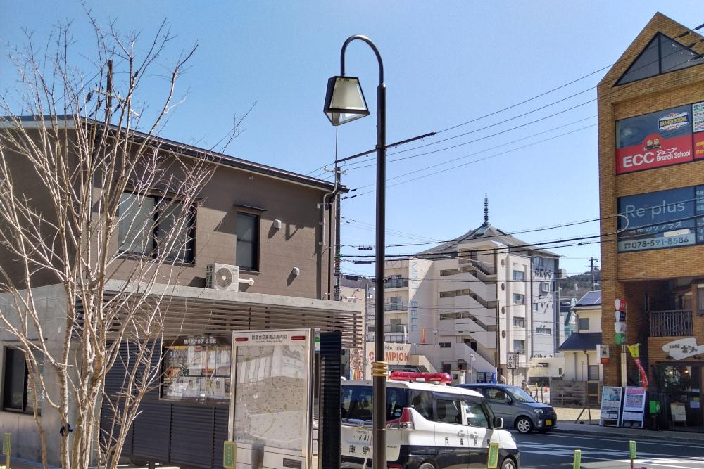 神戸市 すずらん台